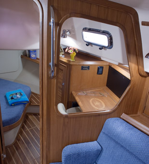 IPY370 Aft Cabin shot with Digital